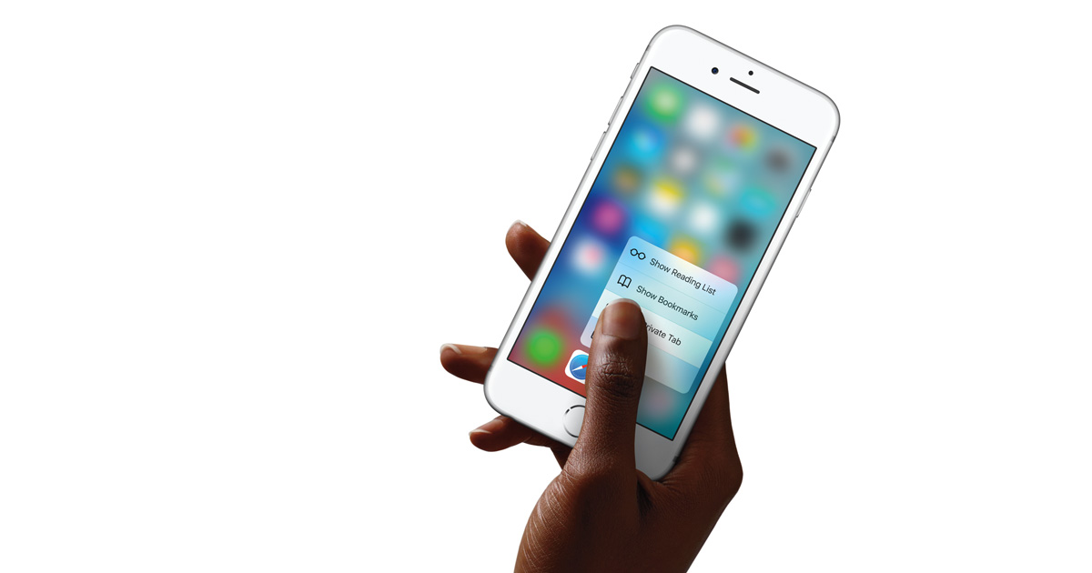 We visited Apple's design labs to see how 3D Touch was built