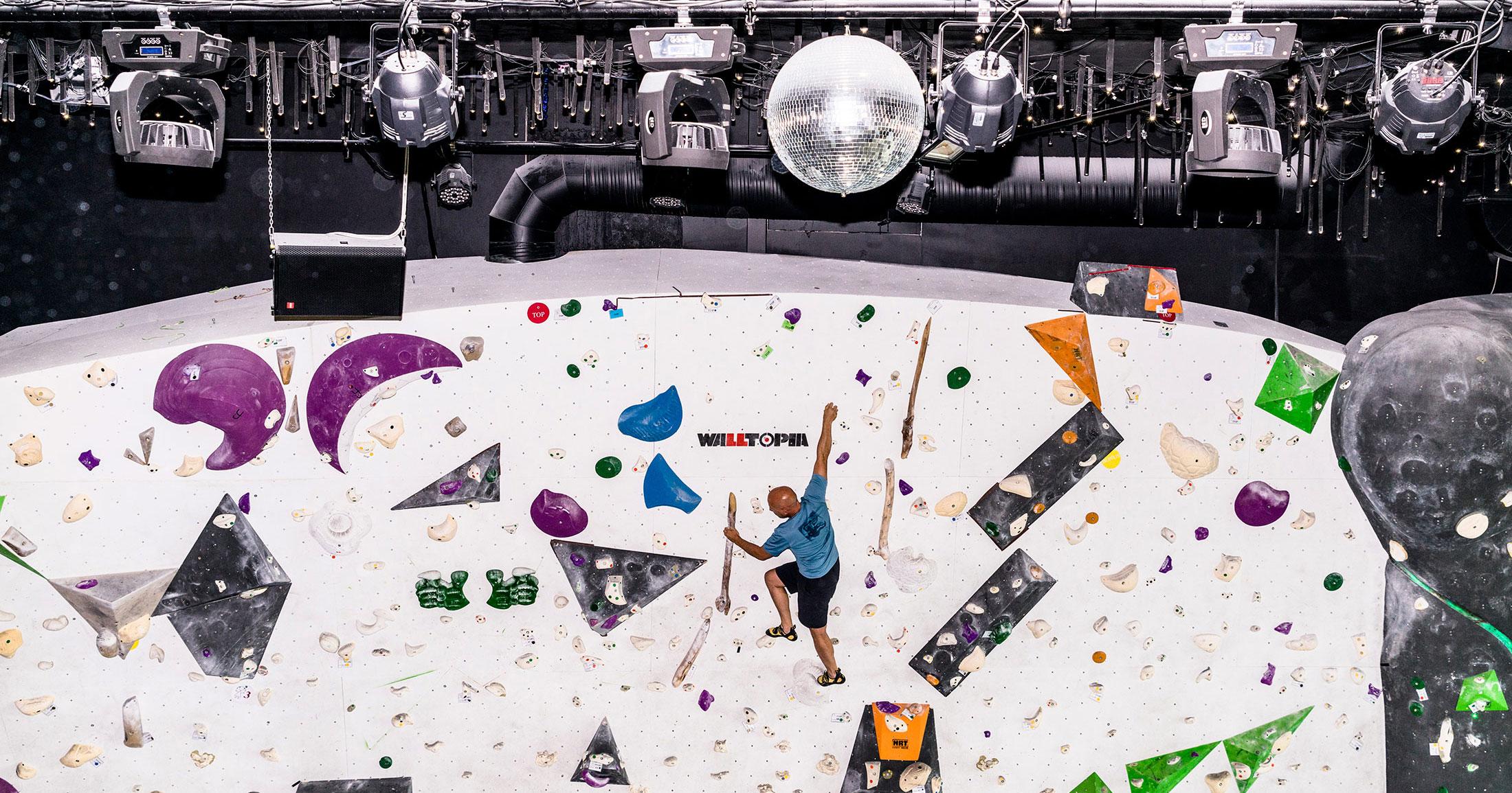 The Bulgarian Duo Leading an Indoor Rock Climbing Revolution