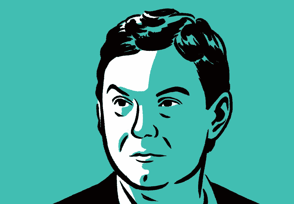 Bloomberg markets 50 most influential thomas piketty illustration publicscrutiny Image collections