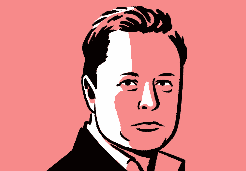 Bloomberg markets 50 most influential elon musk illustration publicscrutiny Image collections