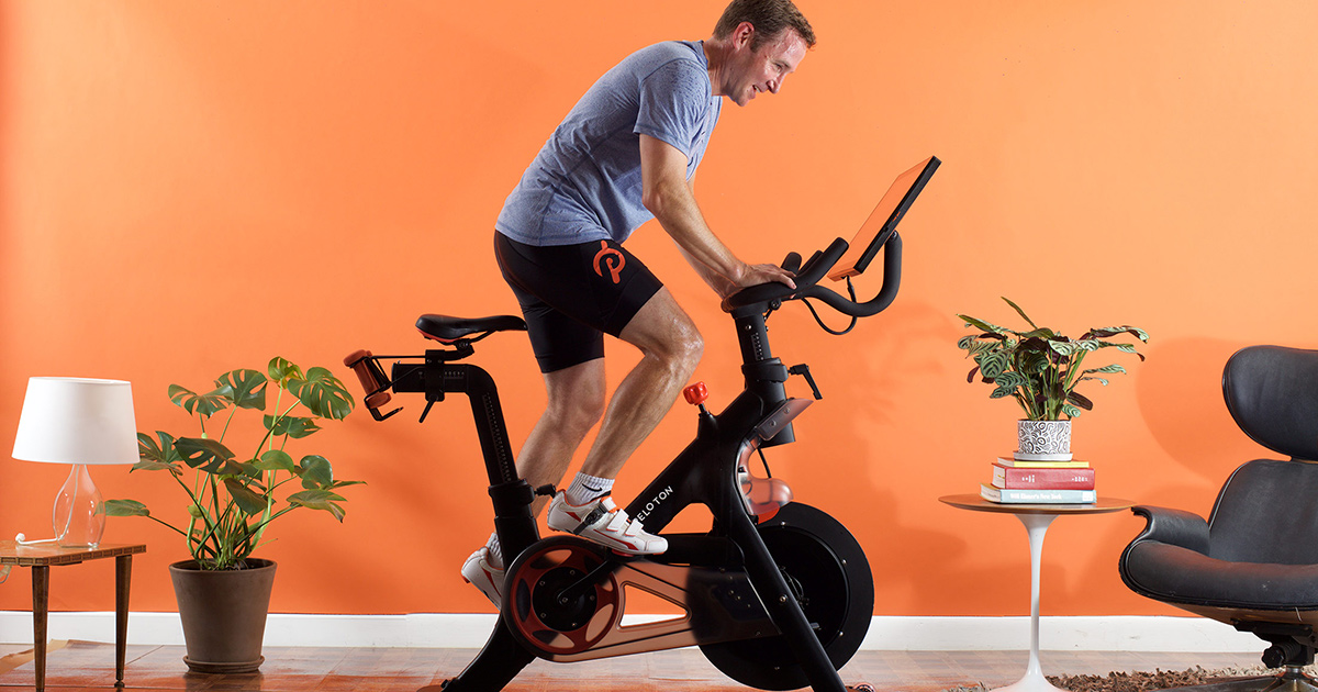 The Most Exclusive Spin Class Is In Your Living Room