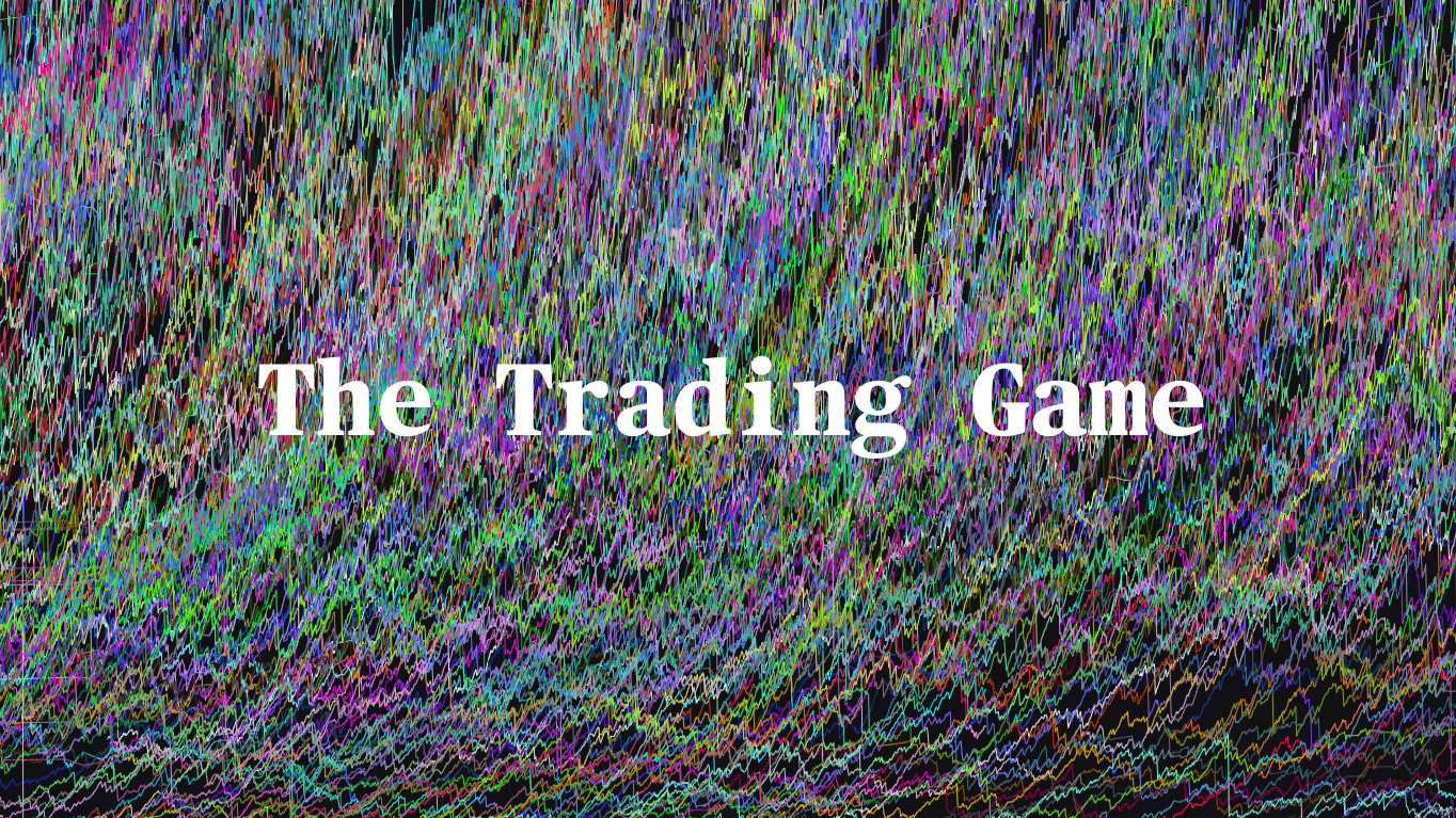 Forex and gold trading game