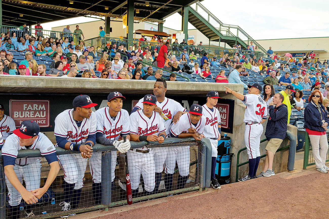 Atlanta Braves and the poor taxpayer