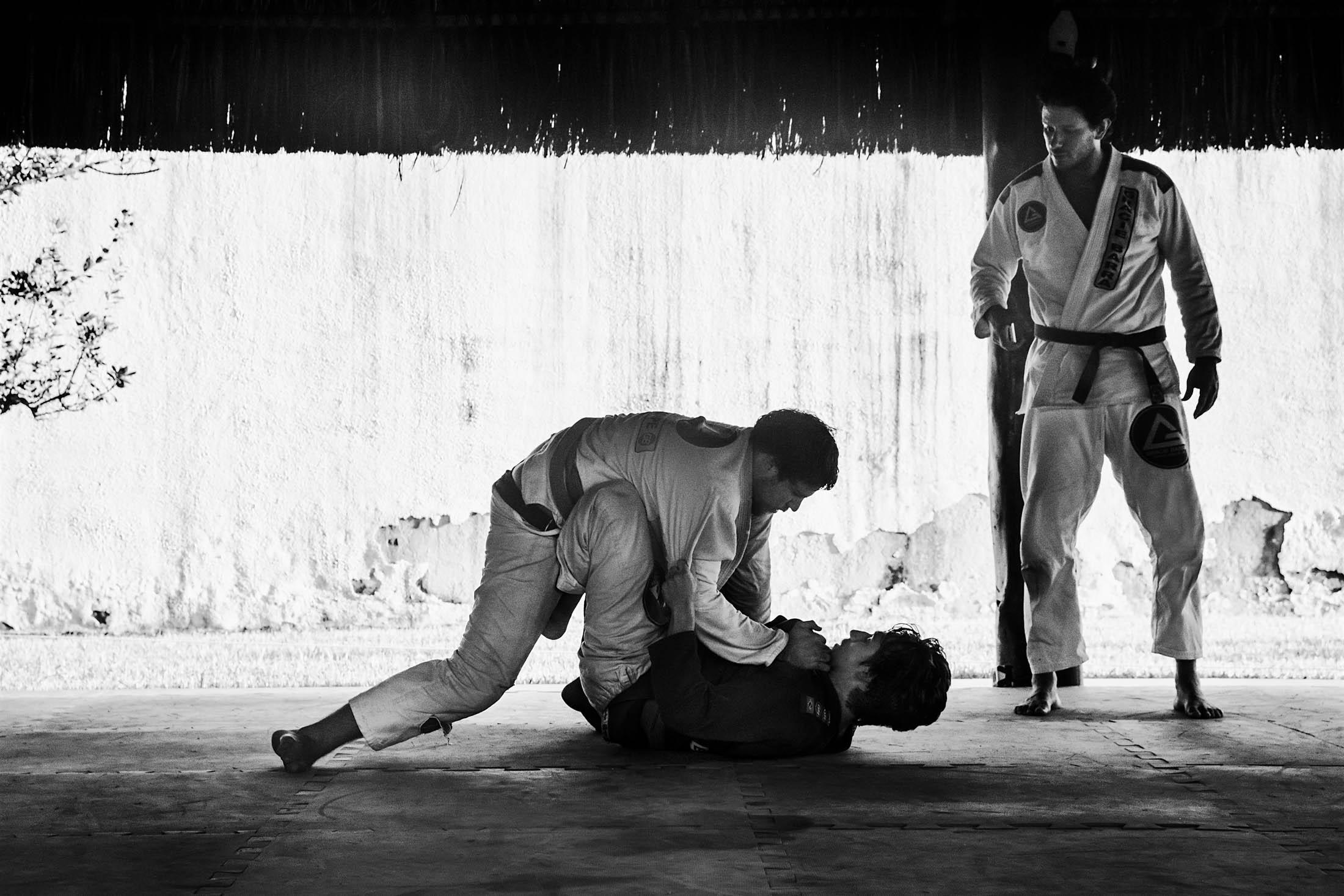 See The Intense Training Regimens Of Brazilian Jiujitsu