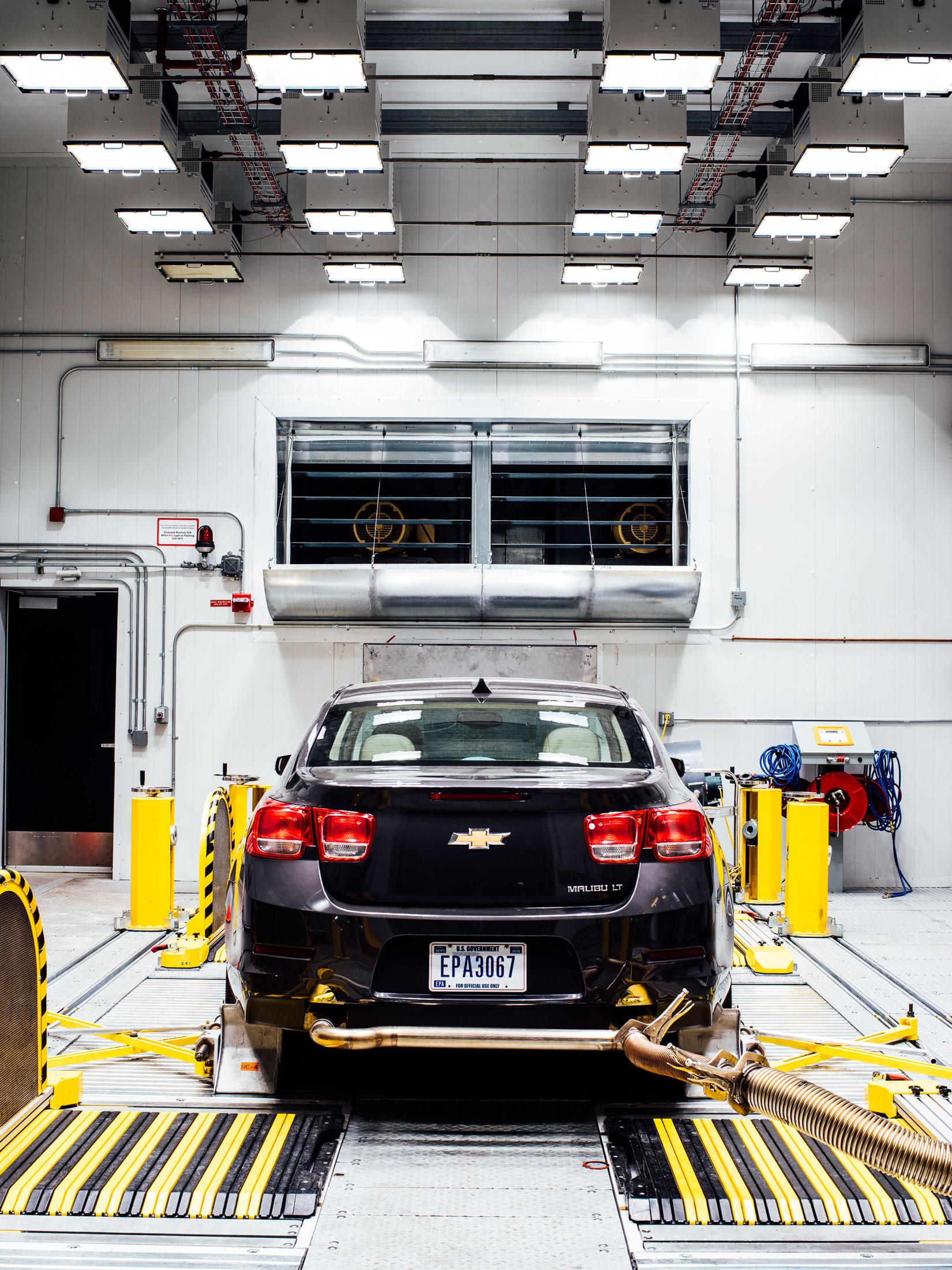 Chris Grundler: The Car-Emissions Sleuth Who's Costing Chrysler $5 Billion