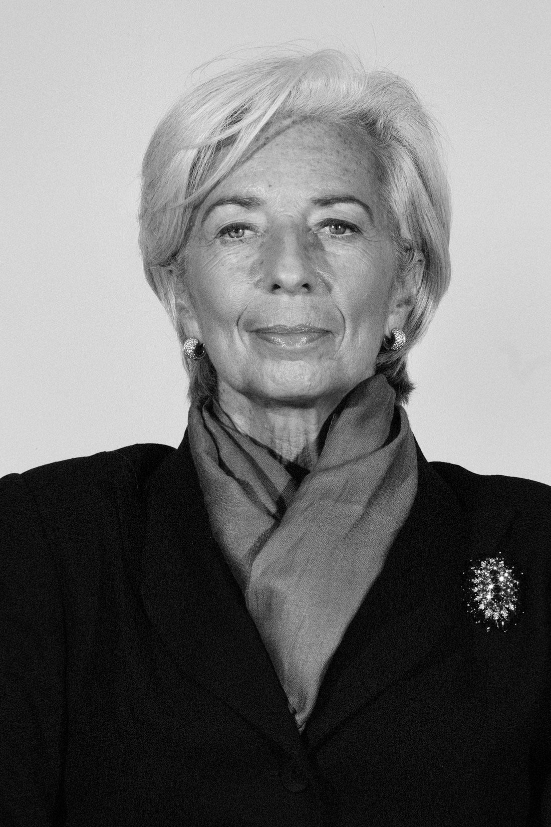Q&A With Christine Lagarde