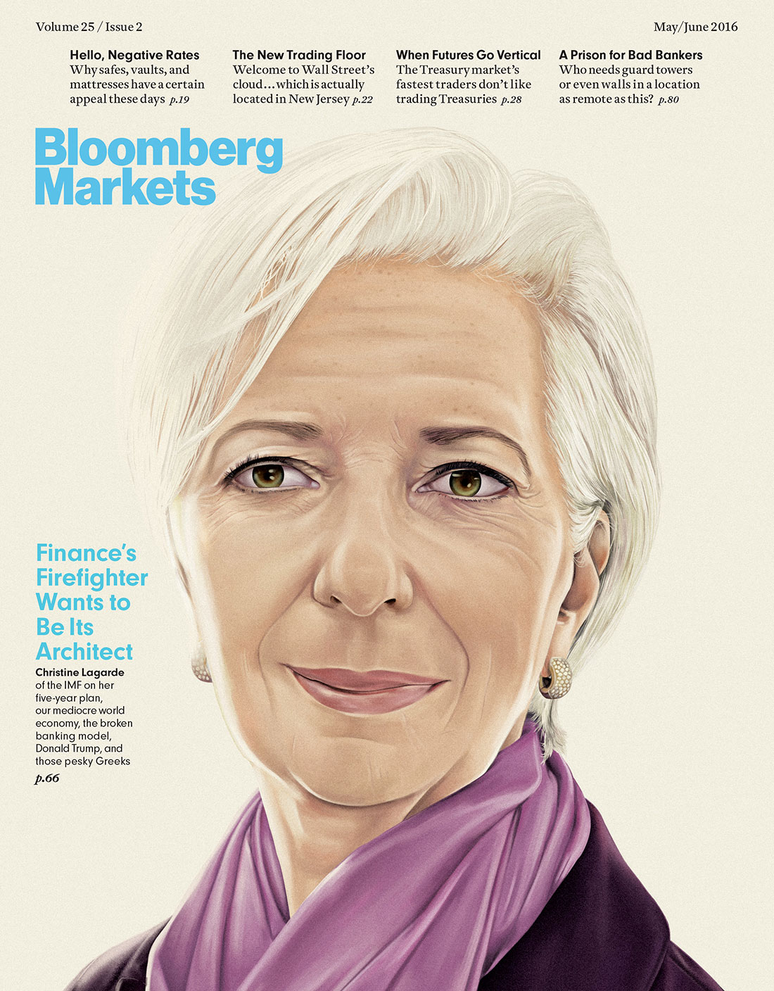 Q Amp A With Christine Lagarde