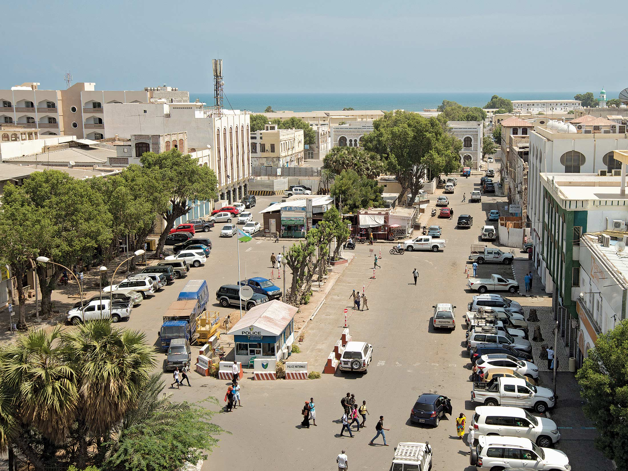 Beautiful Modern Homes Djibouti How A Forgotten Country Became A Hub Of