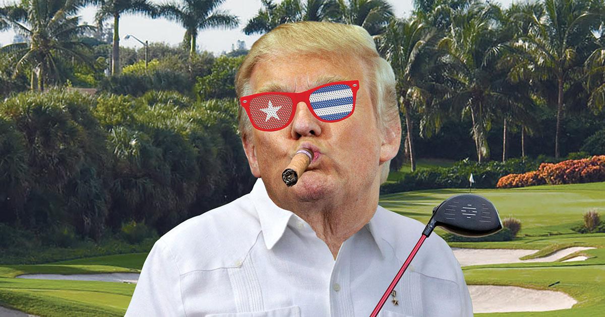 did donald trump u2019s executives violate the cuban embargo