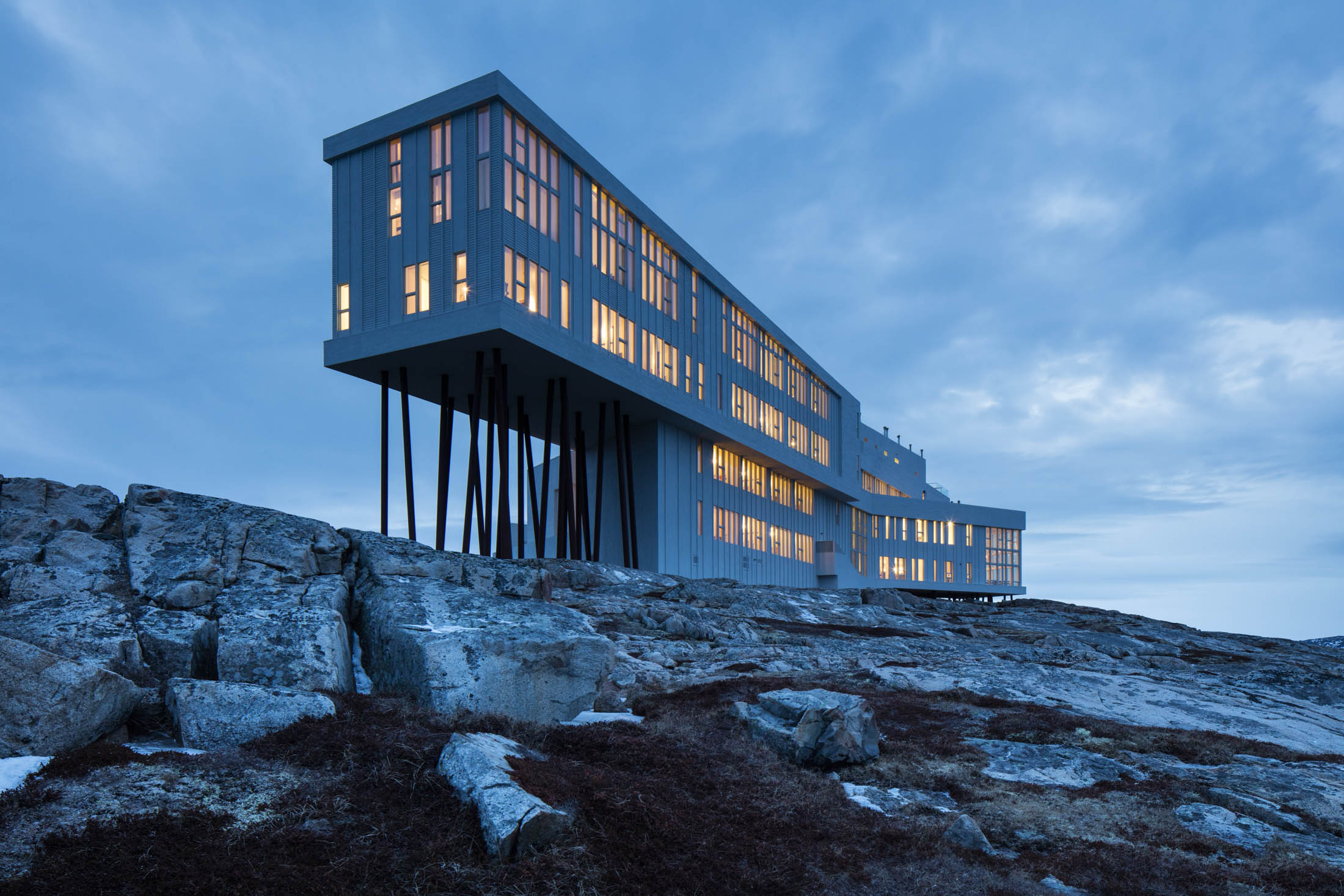 This Is The Most Remote And Magical Hotel On Earth Newfoundland S