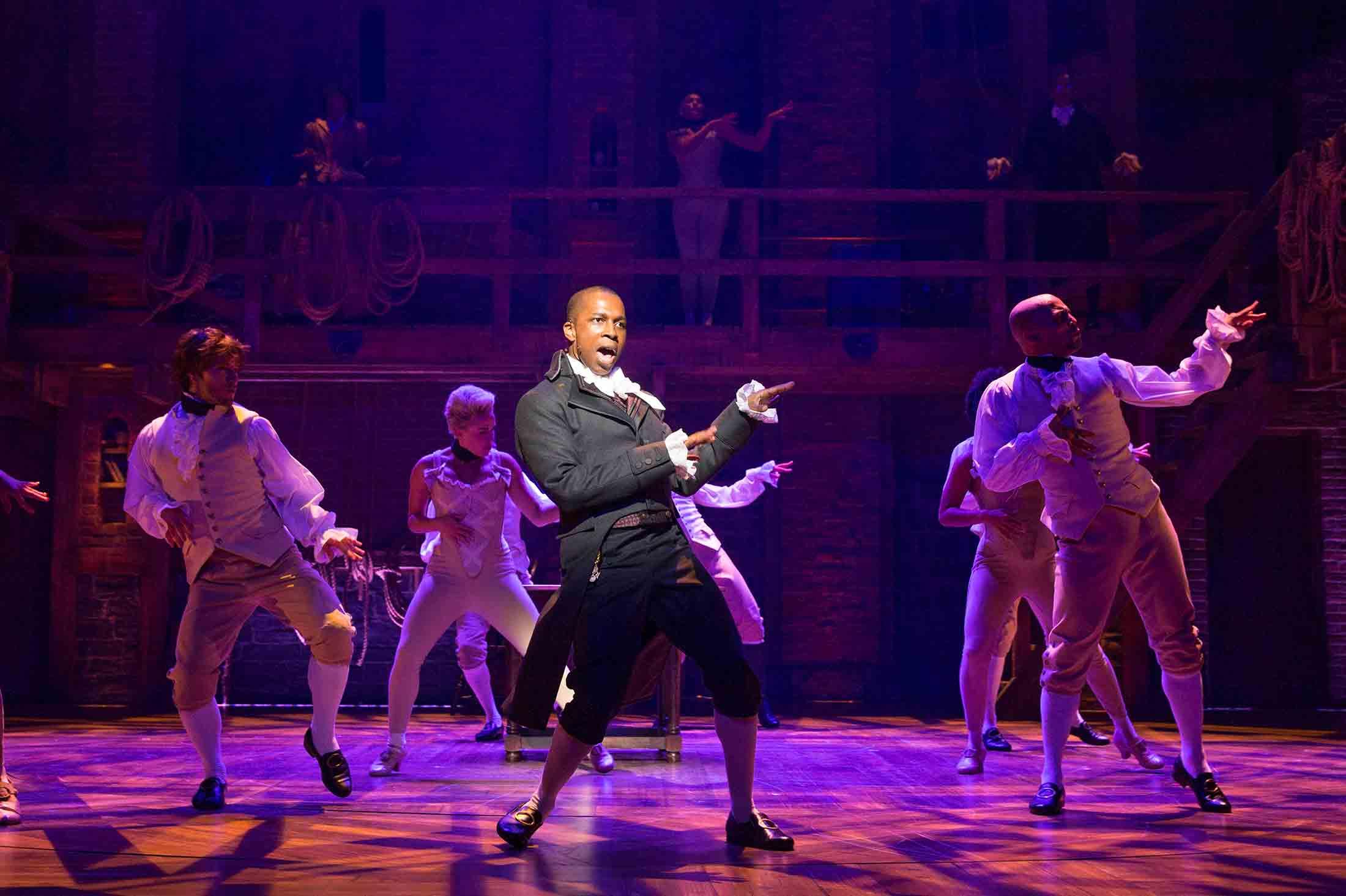 "How the ""Hamilton"" Cast Got Broadway's Best Deal"
