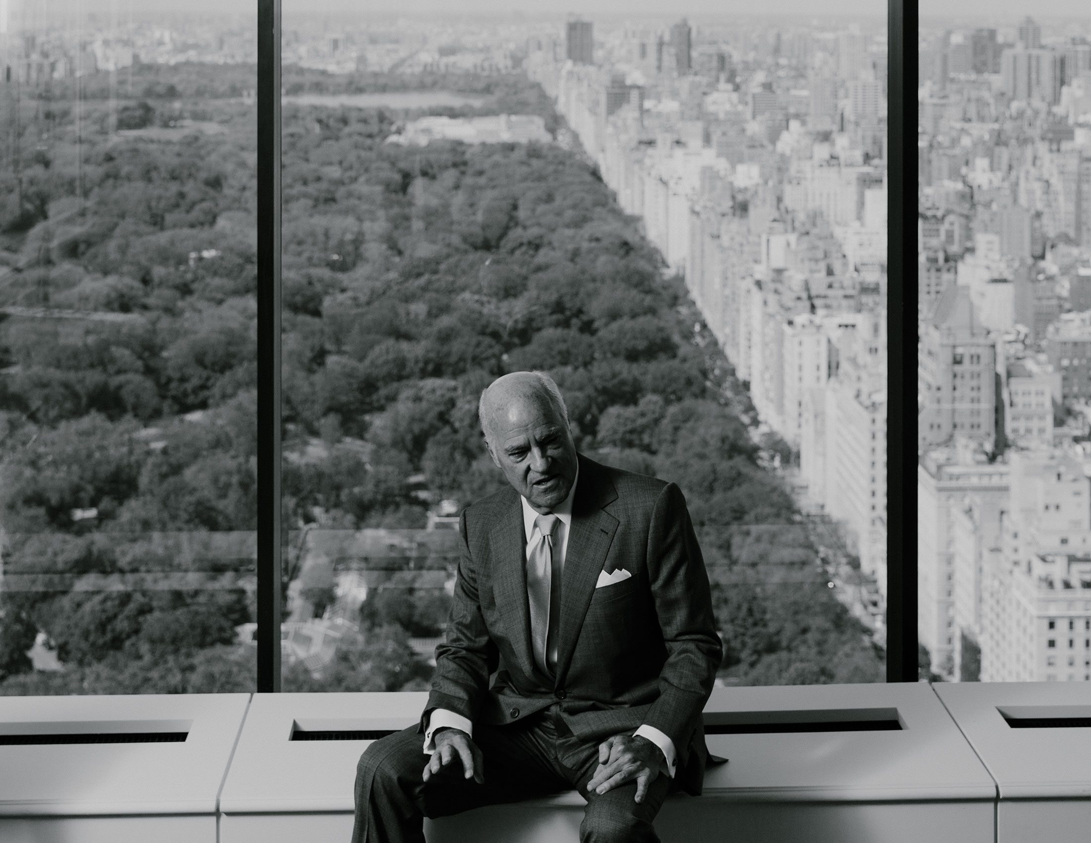 Q Amp A With Henry Kravis On 40 Years Of Creating And Re
