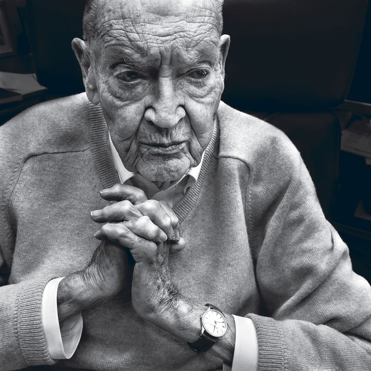 Jack Bogle Q&A: 'We're in the Middle of a Revolution'