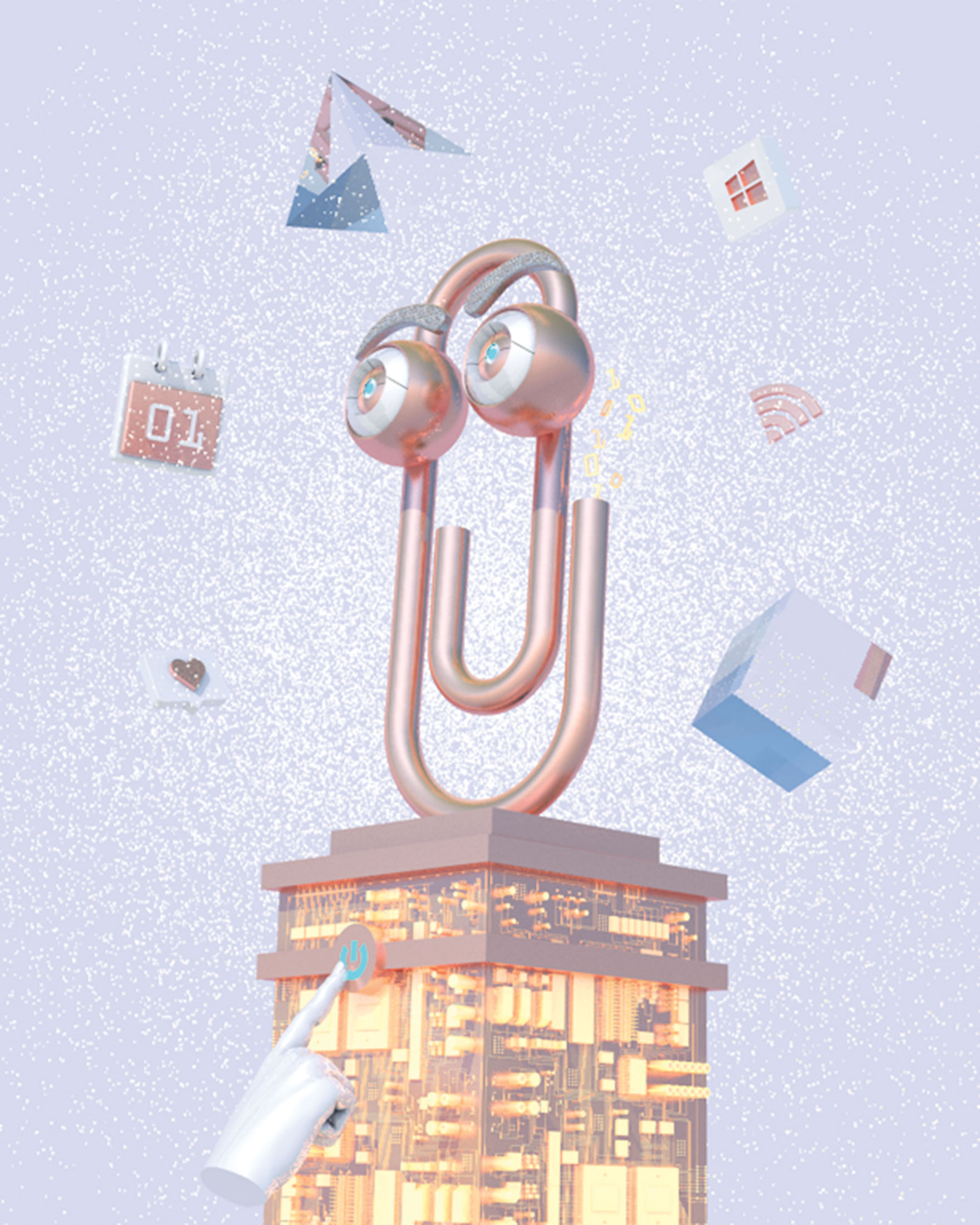 Clippy's Back: The Future of Microsoft Is Chatbots