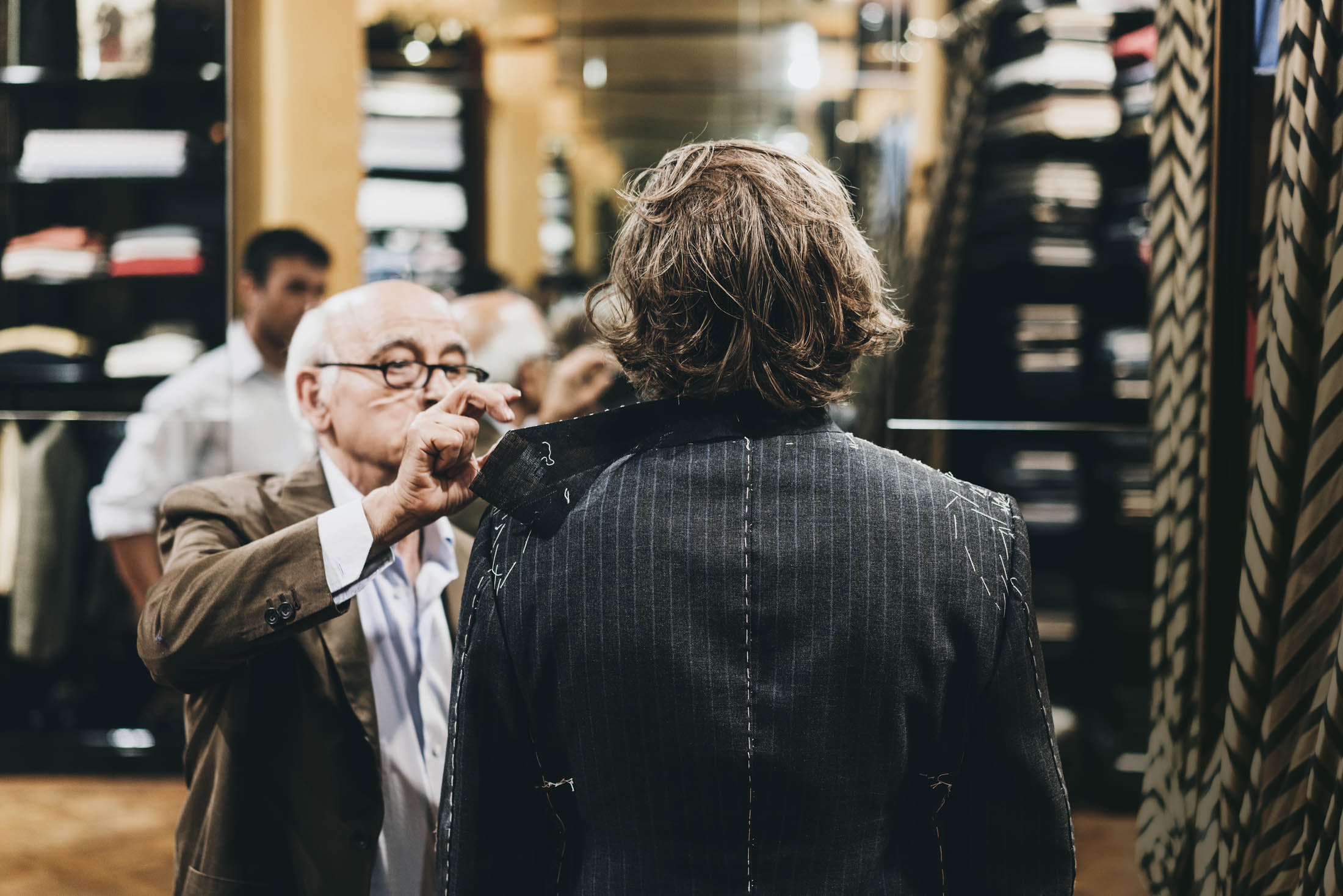 Rubinacci Is the Best Bespoke Suit Tailor: One Week in Naples, Italy