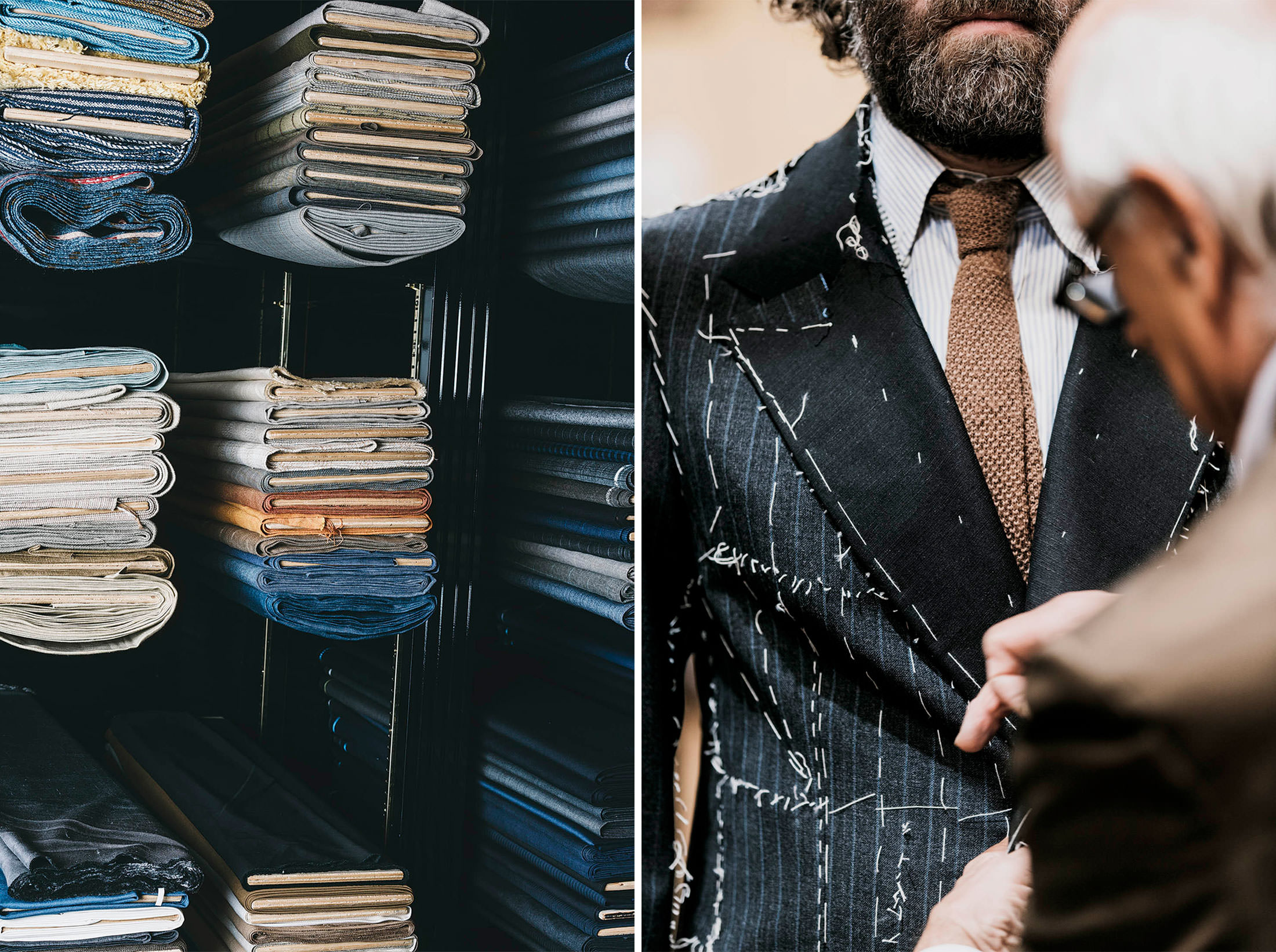 Rubinacci Is the Best Bespoke Suit Tailor: One Week in ...