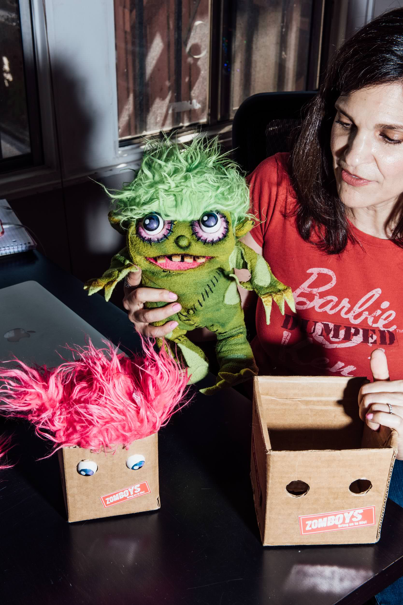 Big Toy Makers Clash With the Inventors They Depend On