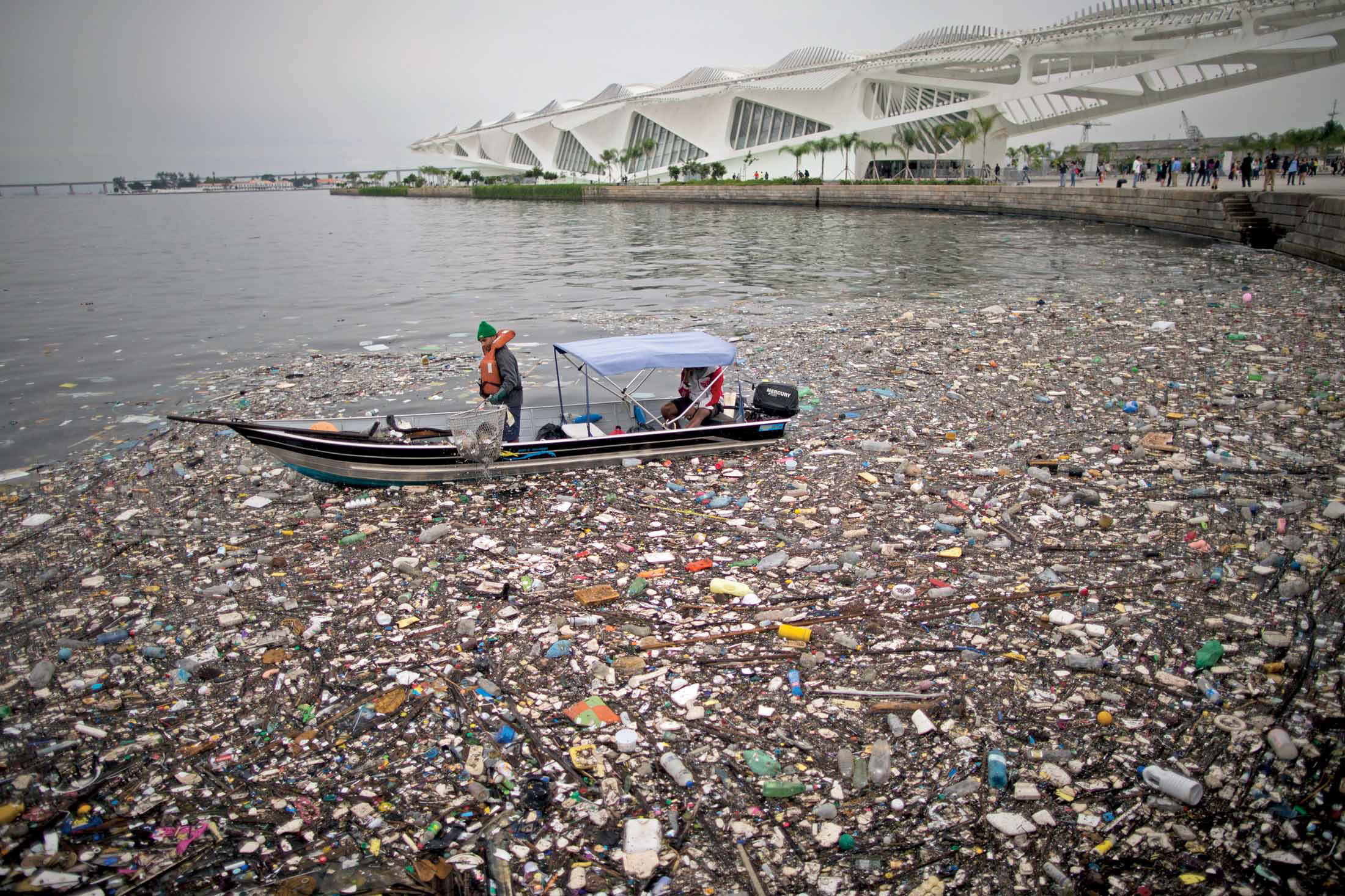 Rio Promised to Clean Up Guanabara Bay Before the Olympics