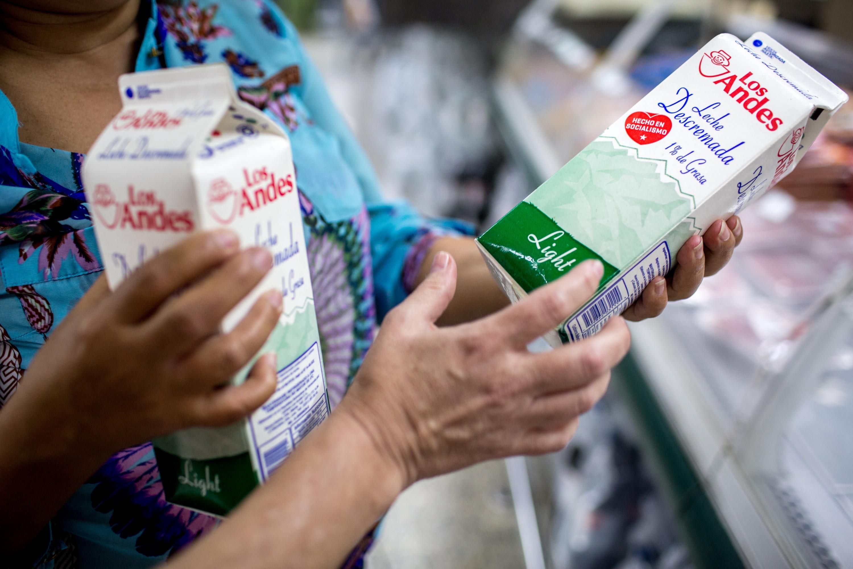 Venezuela milk substitute