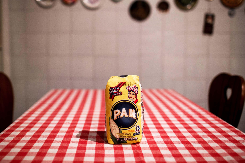 Harina P.A.N. corn flour