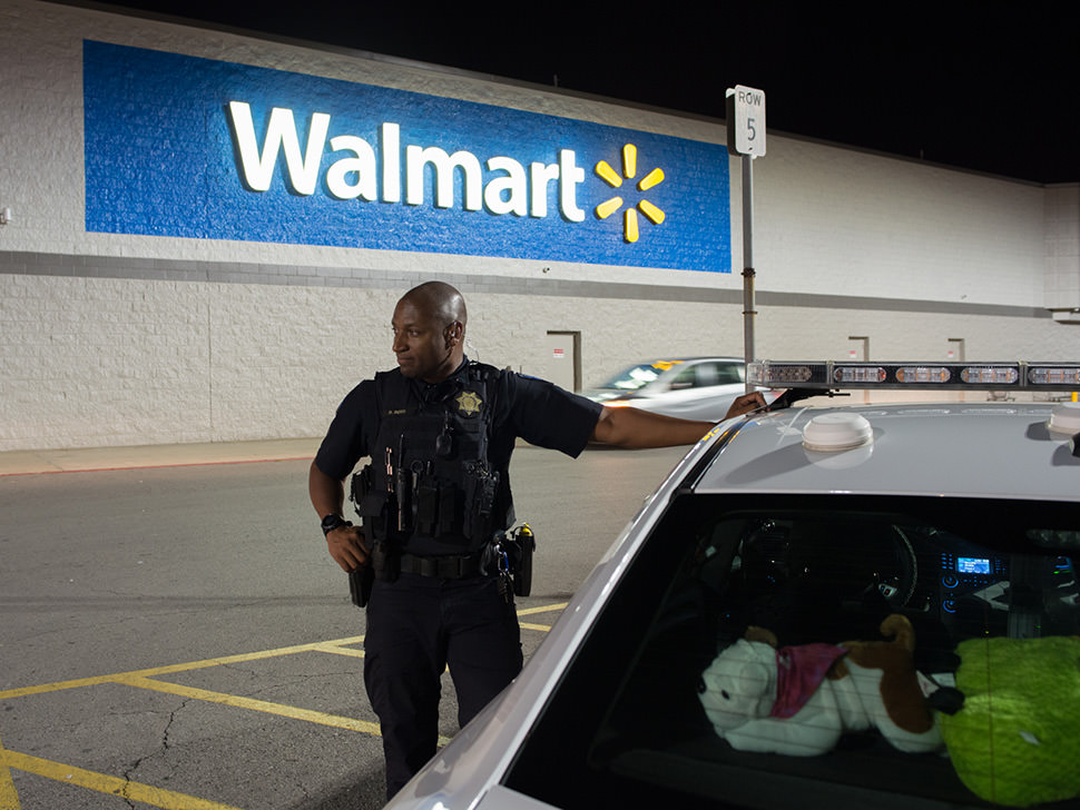 Walmart's Out-of-Control Crime Problem Is Driving Police Crazy