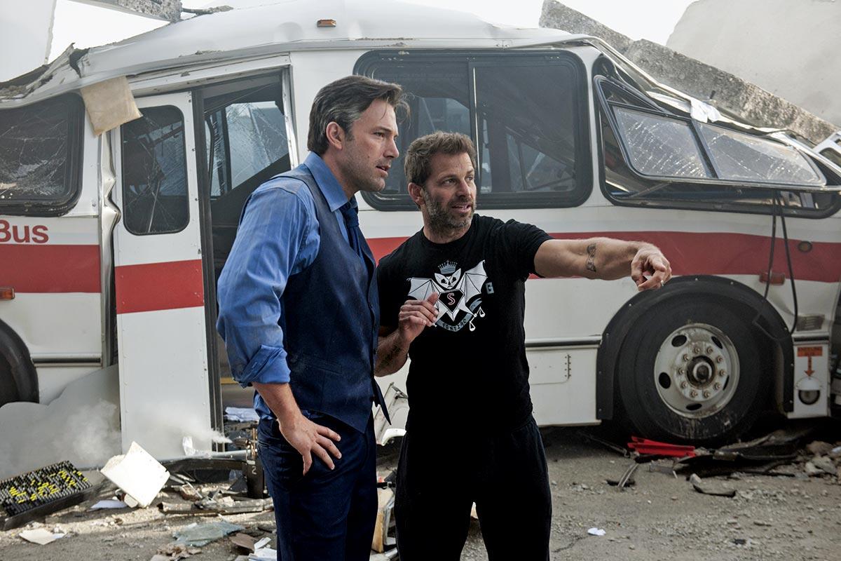 director zack snyder's superhero life