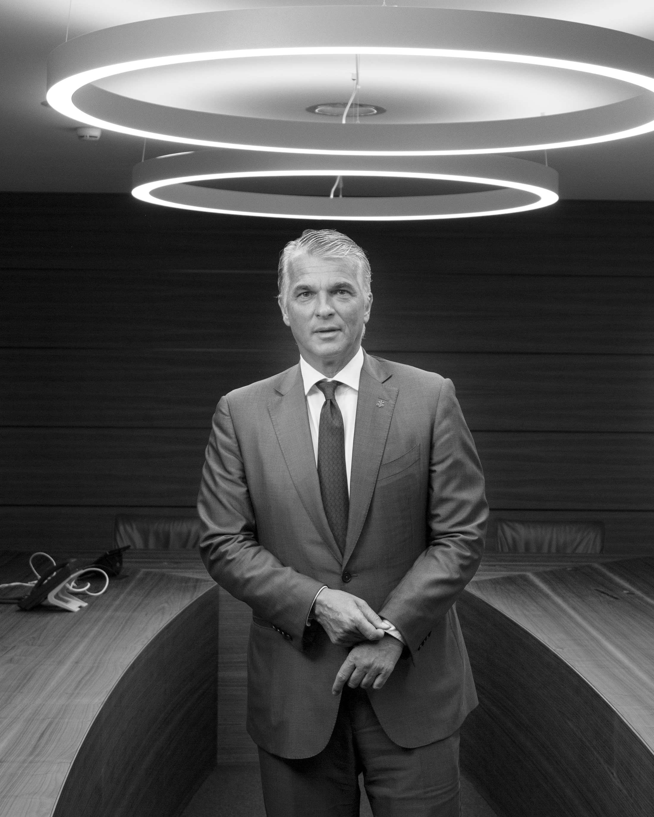 Sergio Ermotti Q&A: How UBS Became Home to Half the World's