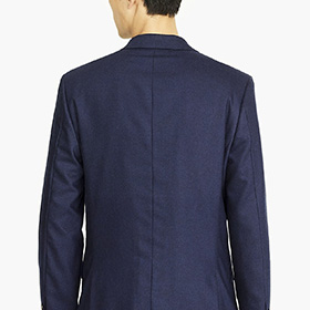 c33fad84 Cut in a slim, modern silhouette from stretch wool sourced from Italy's  famed Lanificio Campore mill.