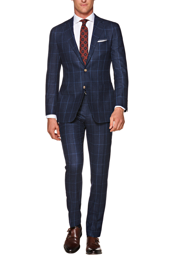 096982a545d The Perfect Suit for Every Type of Guy