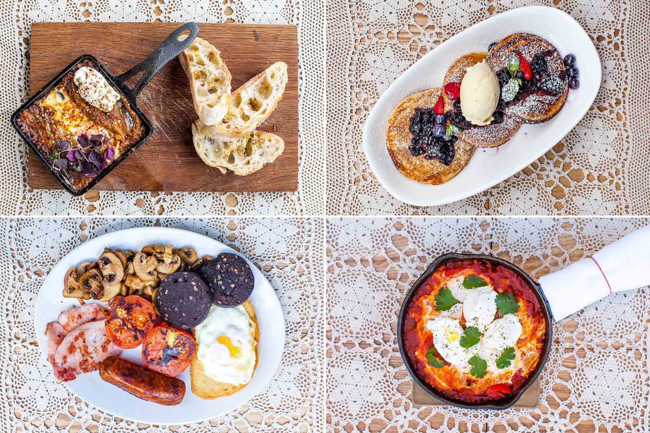 he Best Breakfast in London, According to Top Chefs