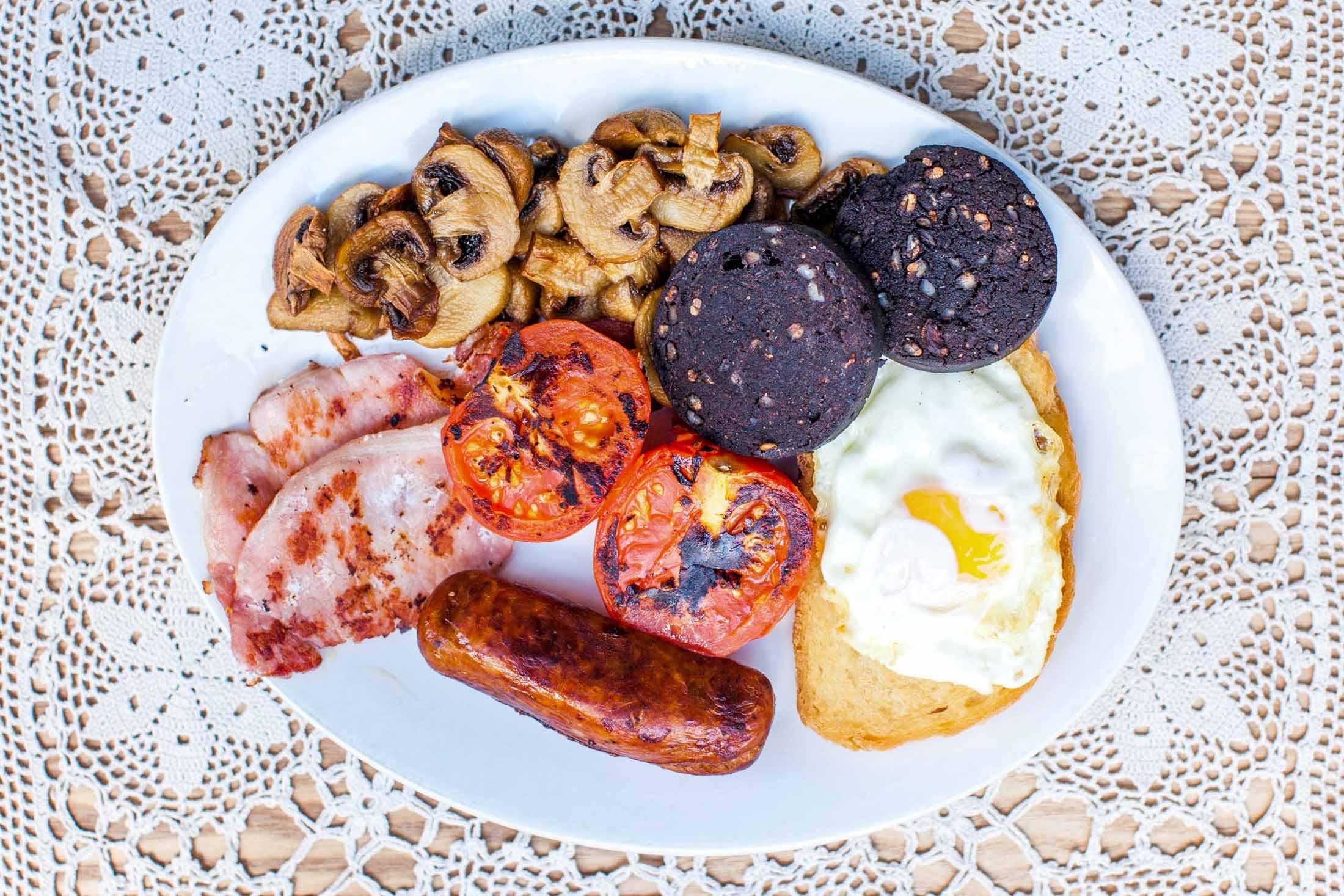 Breed me for breakfast scene three