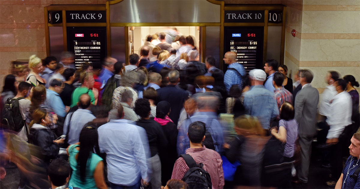 Penn Station Is New York's Commuter Hell, and It's About to
