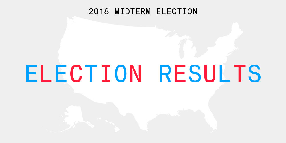 Midterm Elections 2018: Live Results for House, Senate