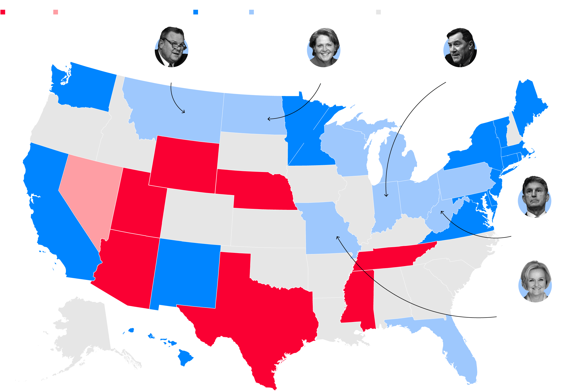 History and Polling Point To Sweeping Democratic House Gains in 2018