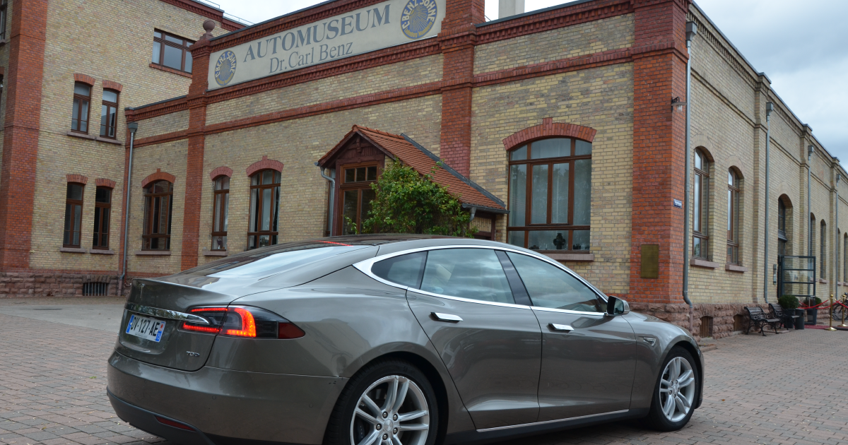 Road Tripping Around Europe in a Tesla Is Less Fun Than You