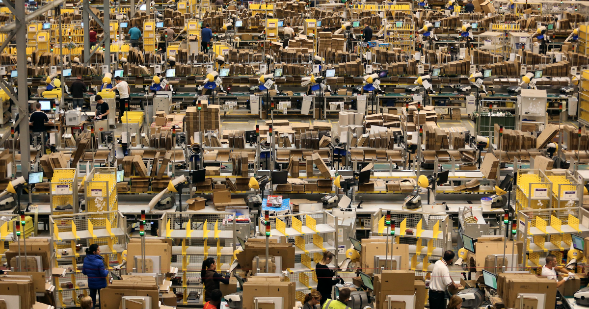 Timeline: How Amazon Got to Be So Big