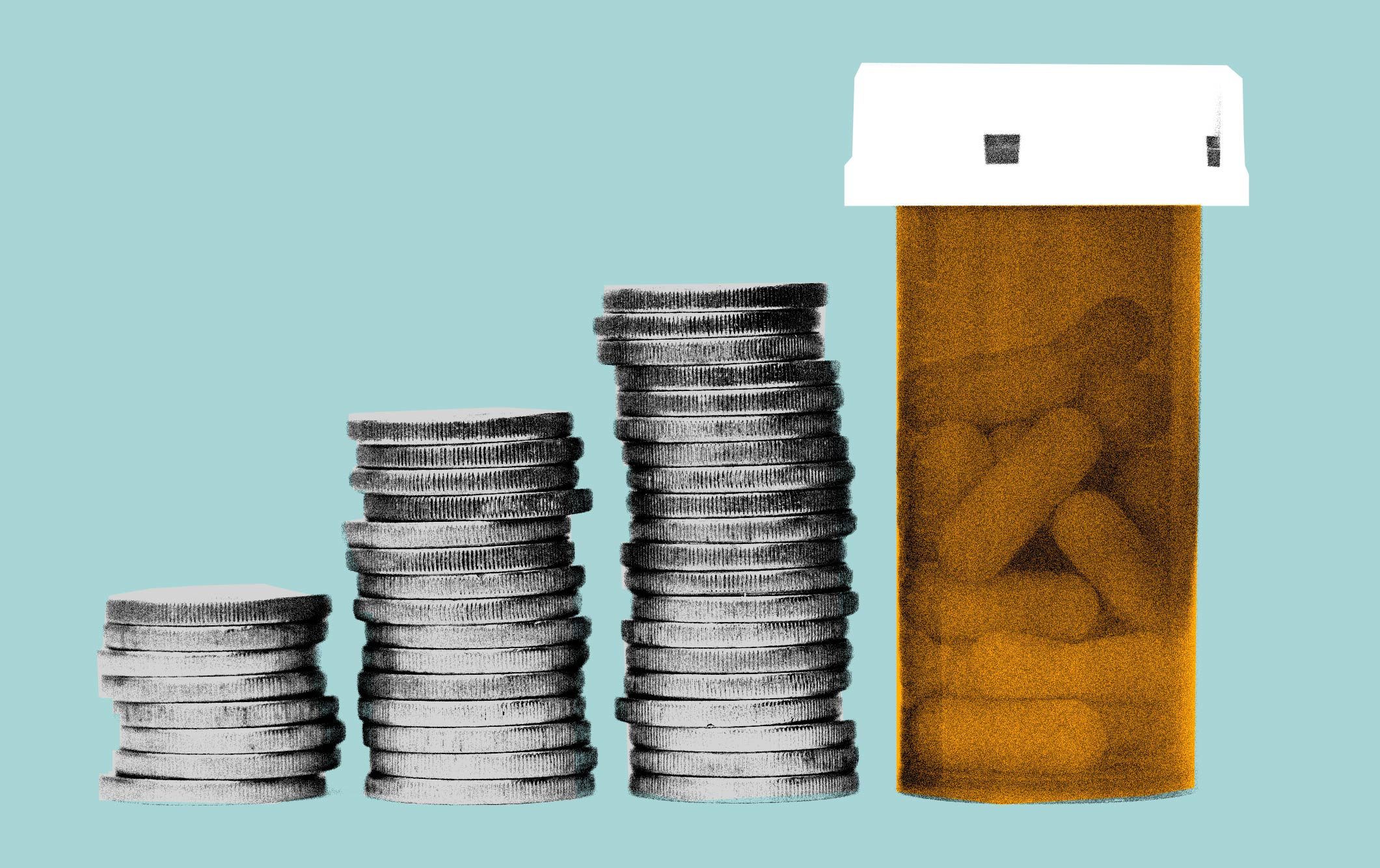This Bottle of Pills Costs $20 in One State and $130 in Another