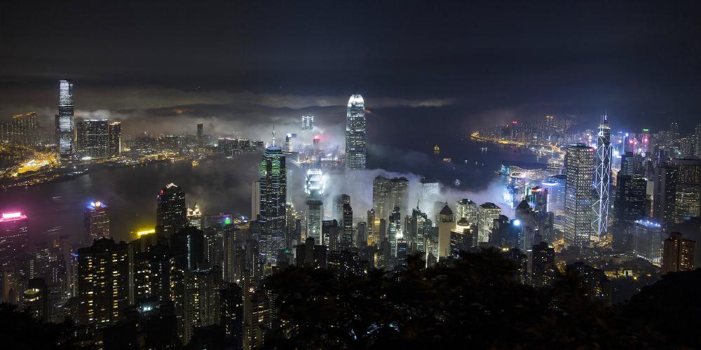 Hong Kong's Dimming Light Poses an Urgent Question