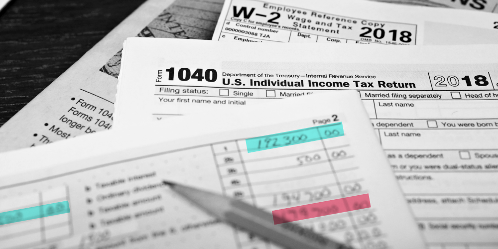 The Surprising Winners and Losers of This Year's Tax Season