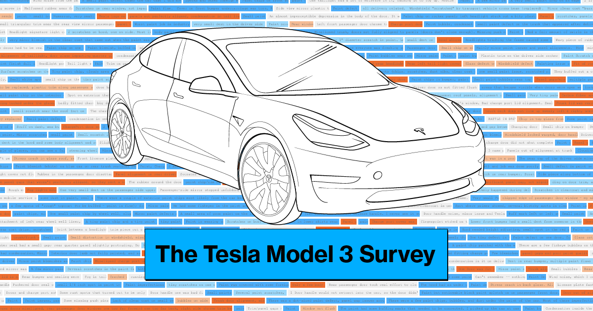 Tesla Model 3 Survey: What Owners Think About the Electric Car