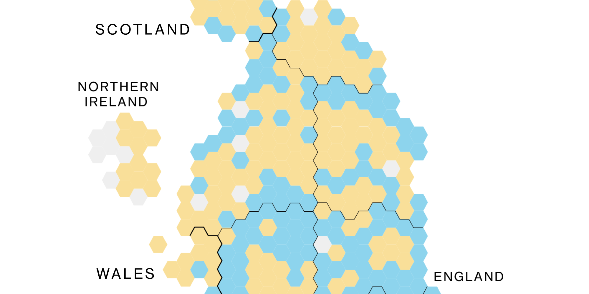 How Members of Parliament Voted on Boris Johnson's Brexit Deal