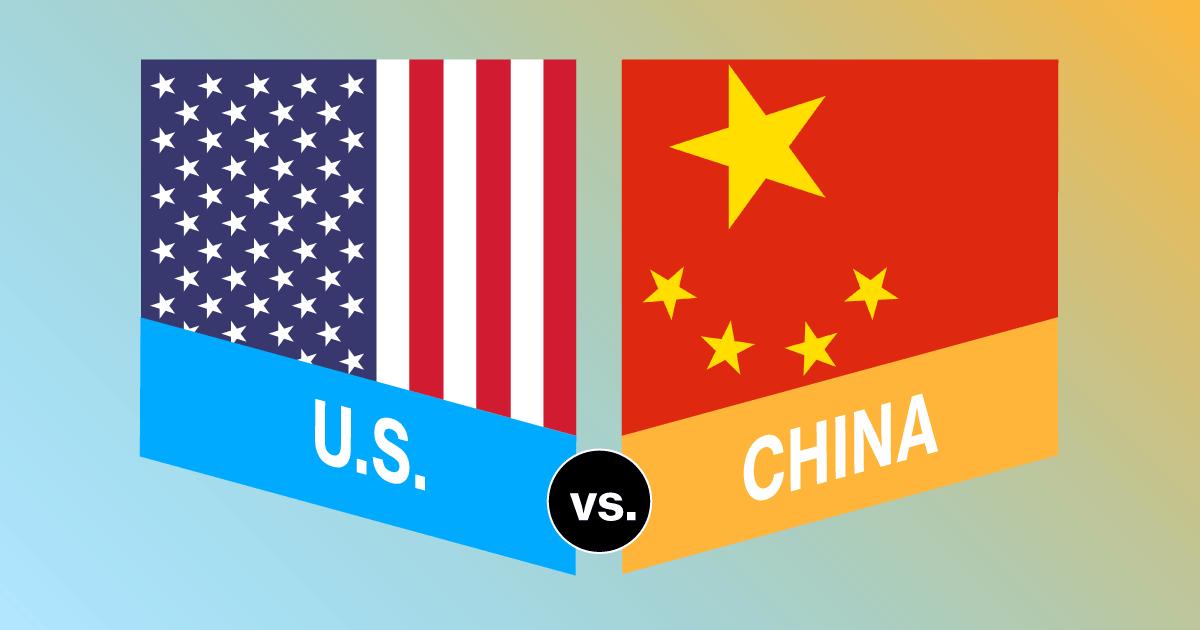 U S China Tech Cold War Who Is Winning