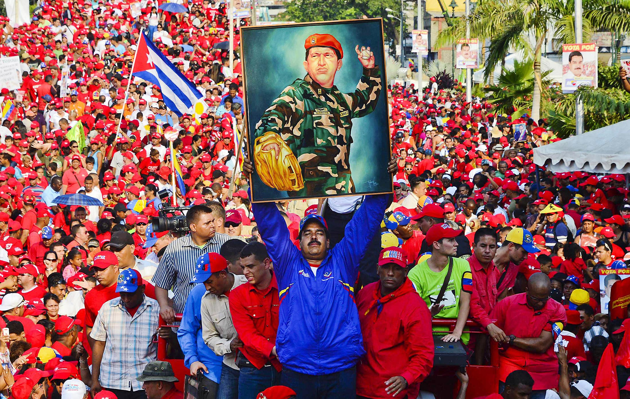 The Rise and Fall of Chavismo in Venezuela