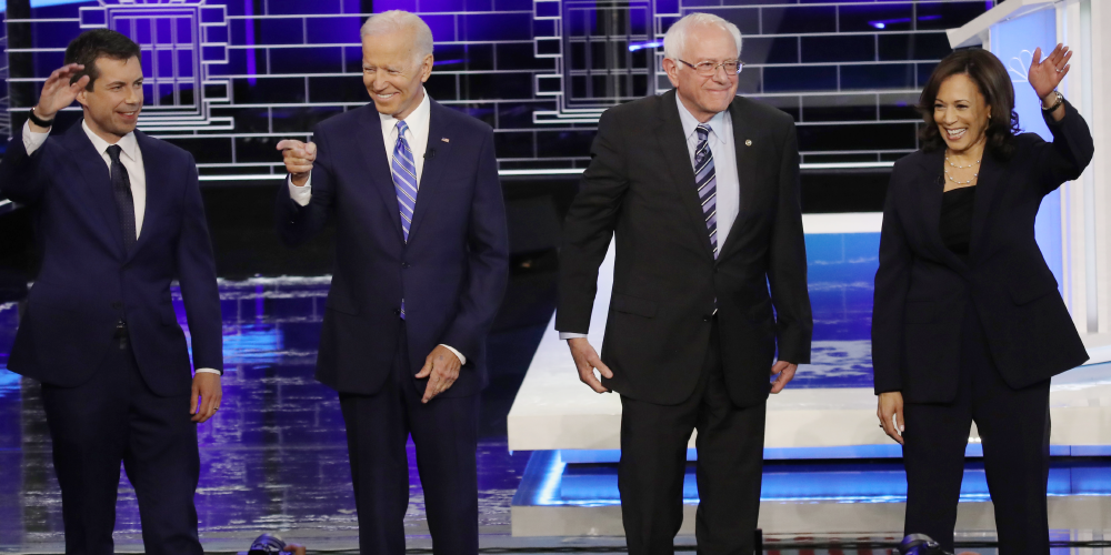 Democratic Fundraising Totals: Which Candidates Raised the Most
