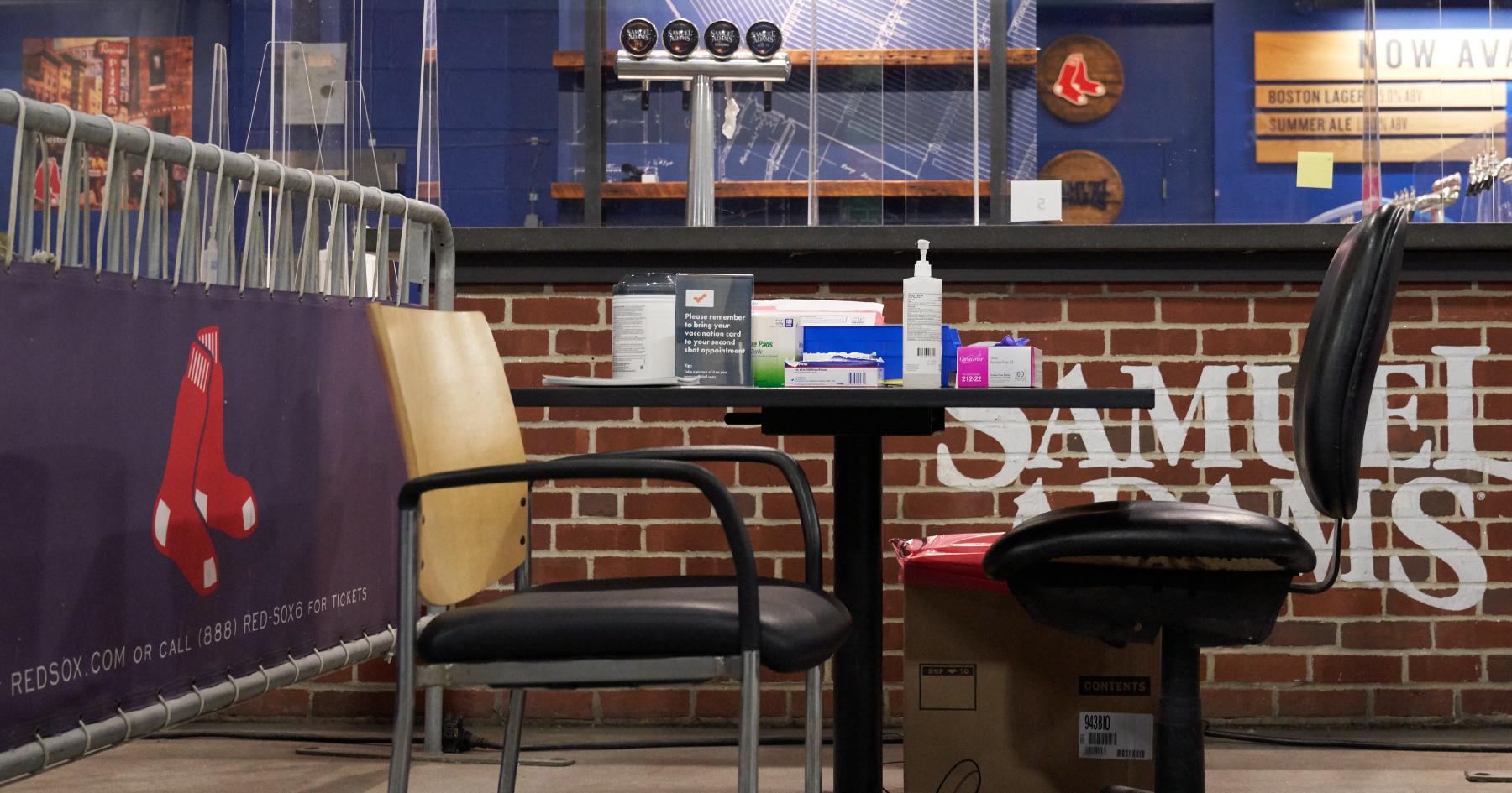 Inside Boston's Major League Vaccine Rollout thumbnail