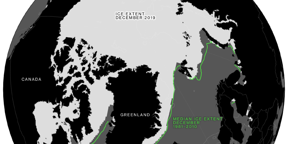 This Is How Quickly the World's Arctic Sea Ice Is Melting