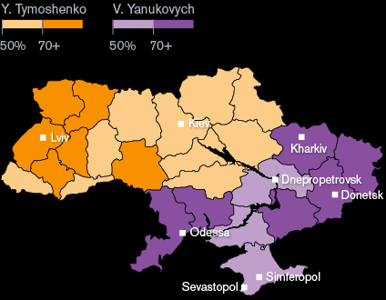 Mapping the Crimean Conflict
