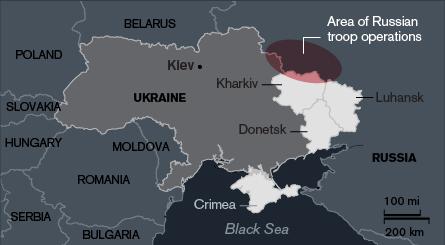 ukraine moves against separatists