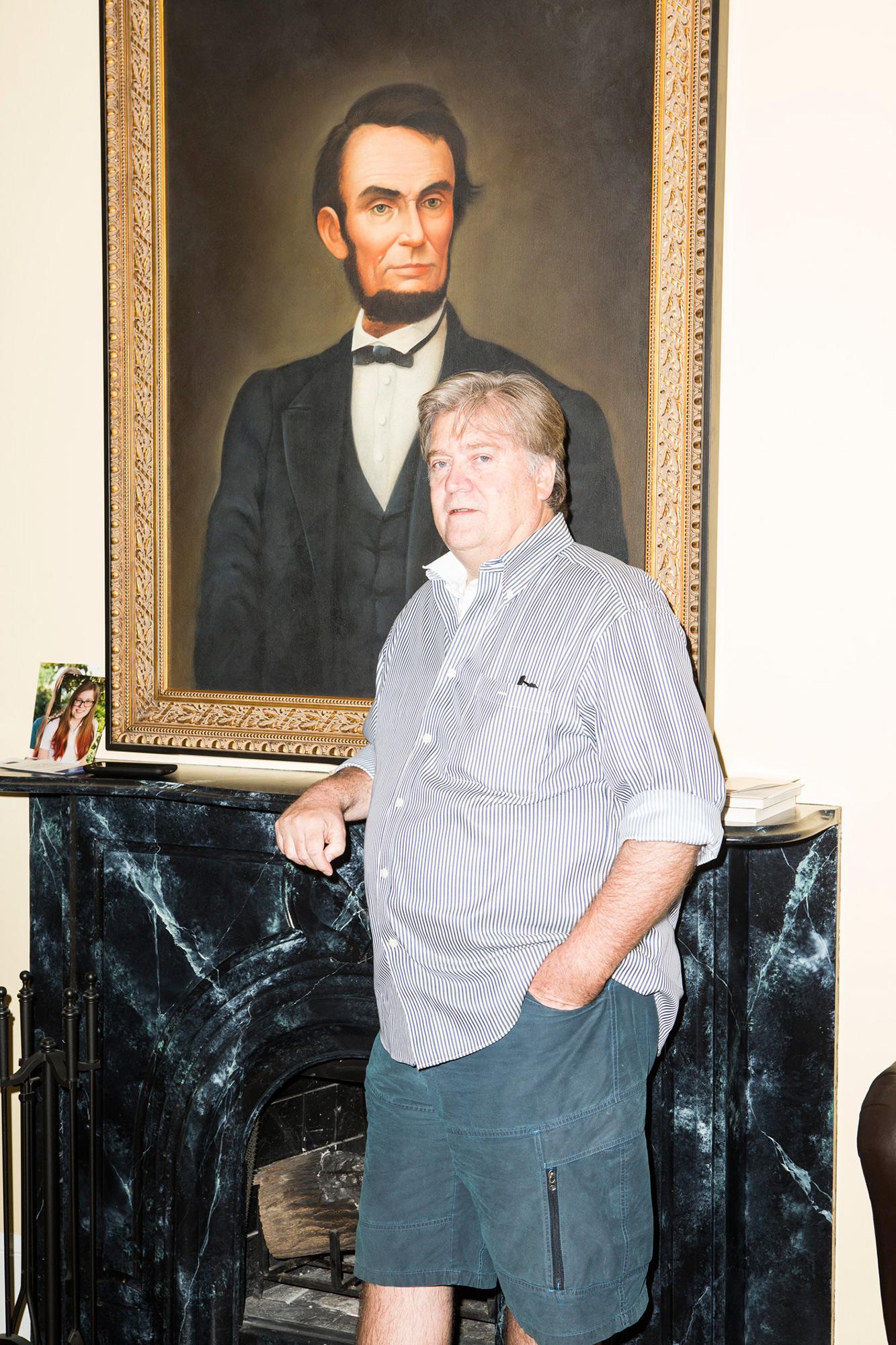 Steve Bannon: This Man Is the Most Dangerous Political