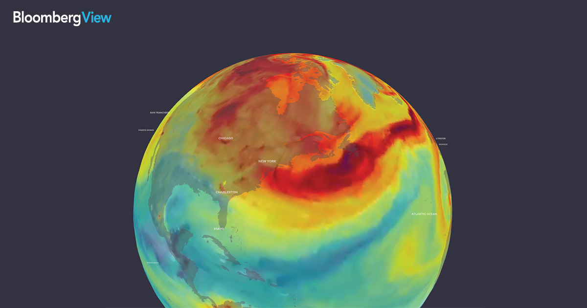 GlobalView: Climate Change in Perspective
